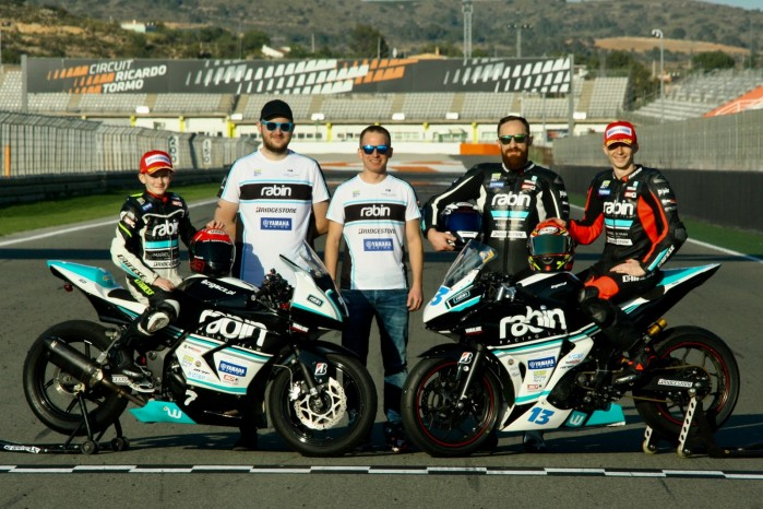 Rabin Racing Team 1