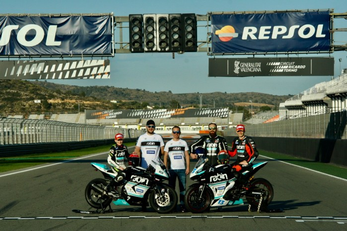 Rabin Racing Team 2