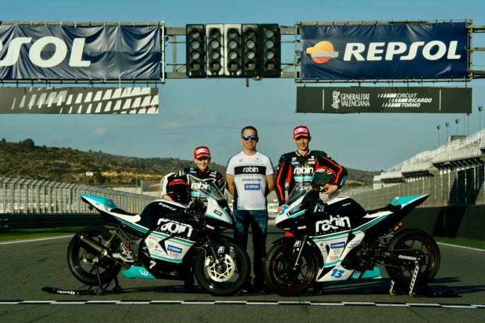 Rabin Racing Team 4