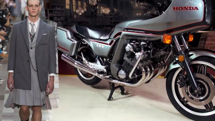 6. cylindrowa rzedowa HONDA CBX 1981