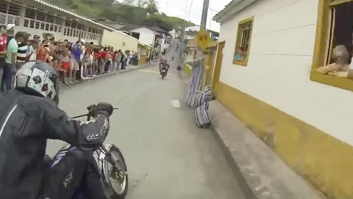 Motovelocidad del valle first person street race Colombia