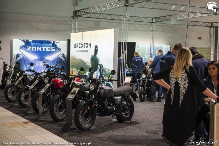 Warsaw Motorcycle Show 2019 Brixton 2