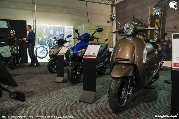 Warsaw Motorcycle Show 2019 Junak 3