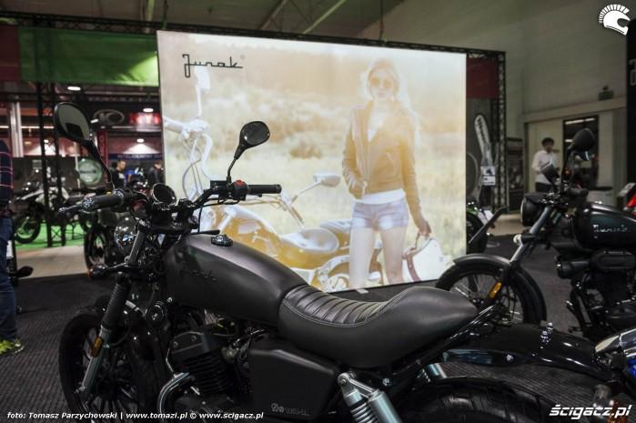 Warsaw Motorcycle Show 2019 Junak 6