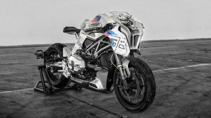 BMW R nineT Giggerl custom 3