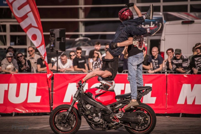Stunt Wars Poland 2018