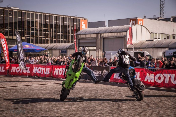 Stunt Wars Poland 2018 1