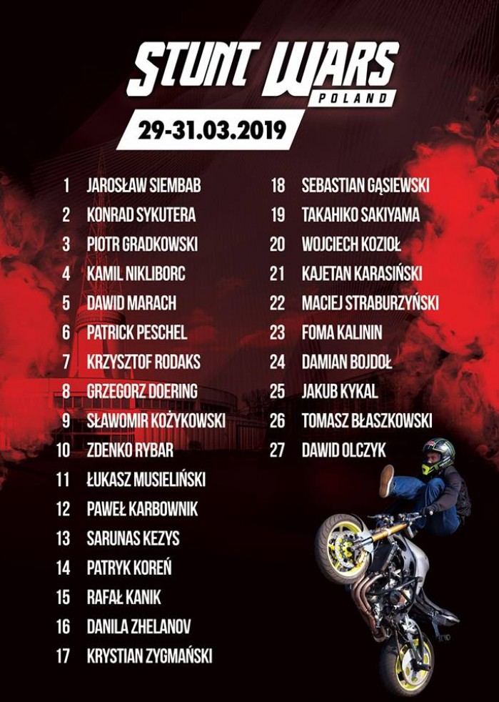 Stunt Wars Poland 2019
