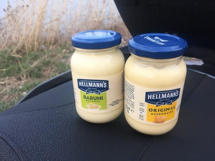 majonezy hellmanns