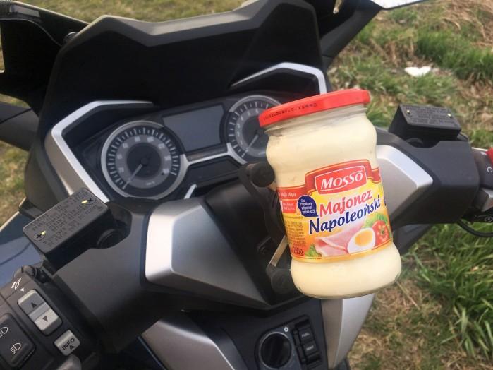 napoleonski motocyklowy