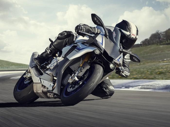 Yamaha R1M tor