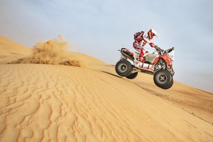 Abu Dhabi Desert Challenge SuperSonik 1