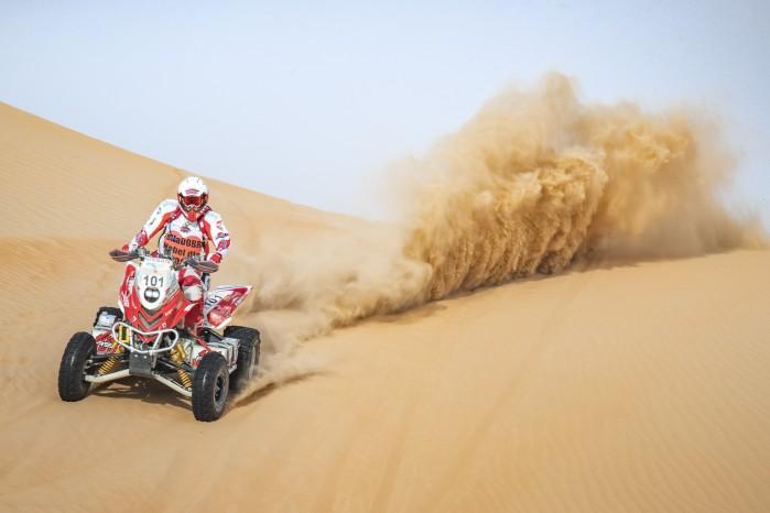 Abu Dhabi Desert Challenge SuperSonik 2