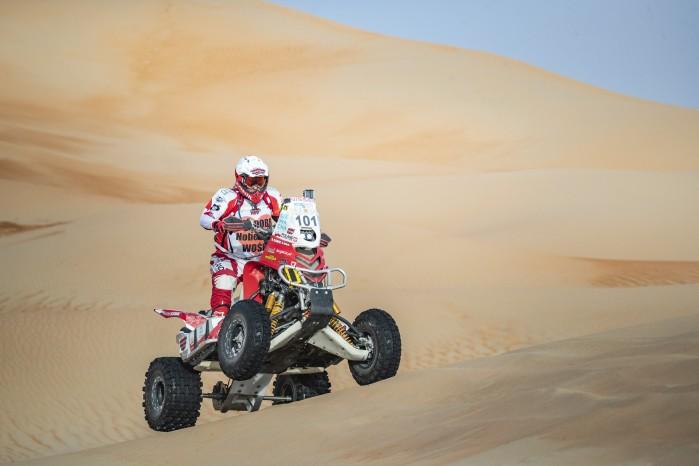 Abu Dhabi Desert Challenge SuperSonik 3