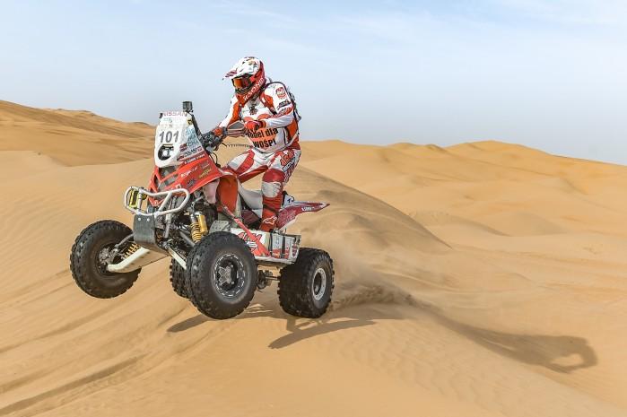 Abu Dhabi Desert Challenge SuperSonik 4