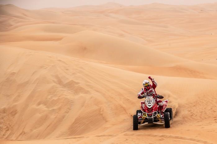 Rafal Sonik Abu Dhabi Desert Challenge 2019