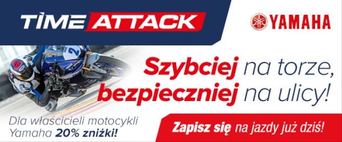 TimeAttack Yamaha