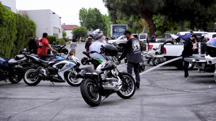 Stunt Riding Documentary film dokumentalny 1