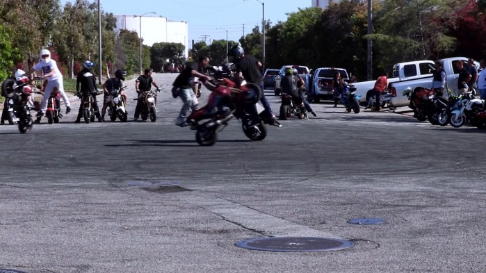 Stunt Riding Documentary film dokumentalny 3