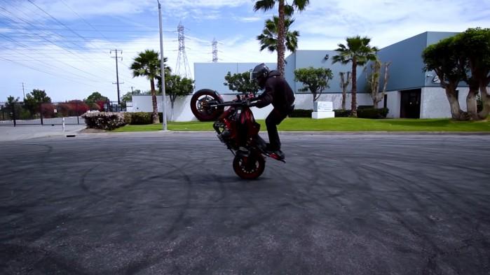 Stunt Riding Documentary film dokumentalny 6