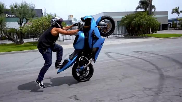 Stunt Riding Documentary film dokumentalny 8