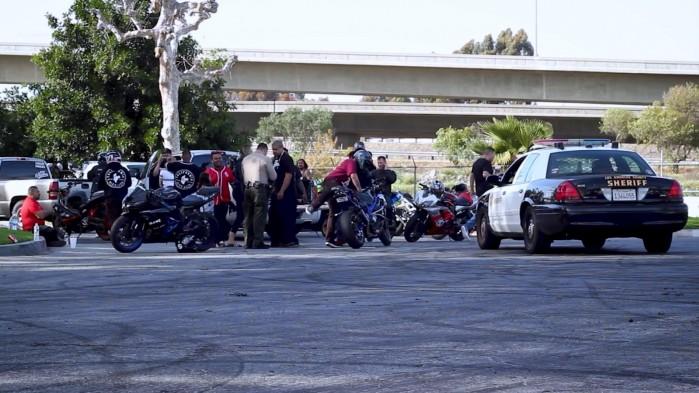 Stunt Riding Documentary film dokumentalny 9