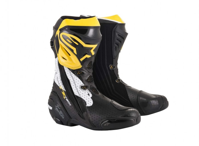 Alpinestars Supertech R Boots Kenny Roberts Sr 01