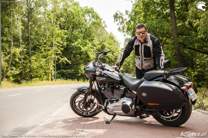 Harley Davidson Sport Glide 09