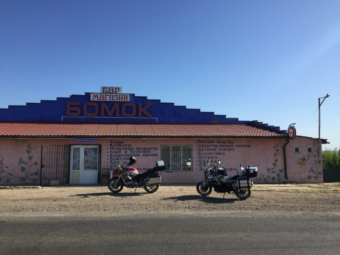 Motocyklem do Azerbejdzanu 2019 01