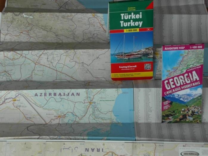 Motocyklem do Azerbejdzanu 2019 10