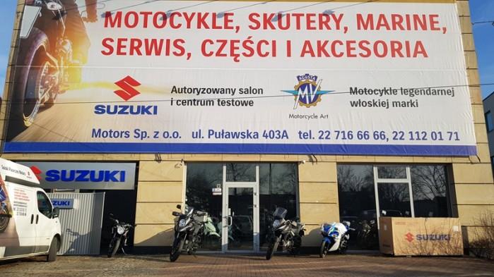 Suzuki Motors Warszawa 3