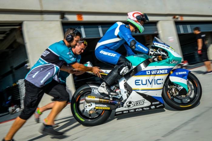Euvic Stylobike Good Racing