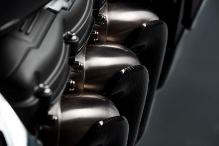 Rocket 3 TFC Exhaust Headers
