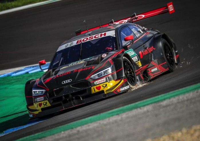 Andrea Dovizioso Audi