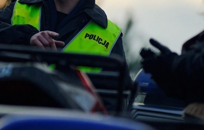 policja kontrola pomylka