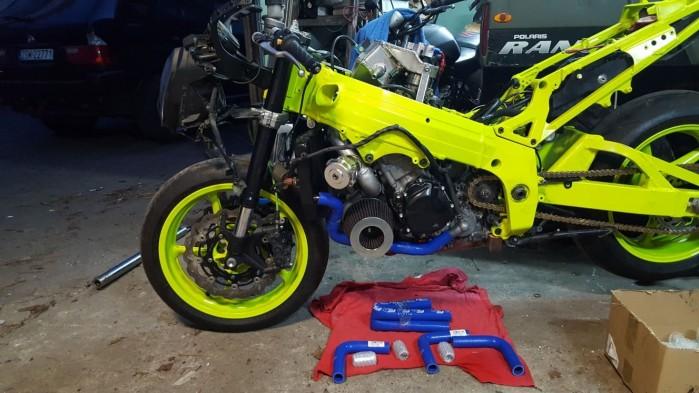 Adam Gutkowski motocykl 11