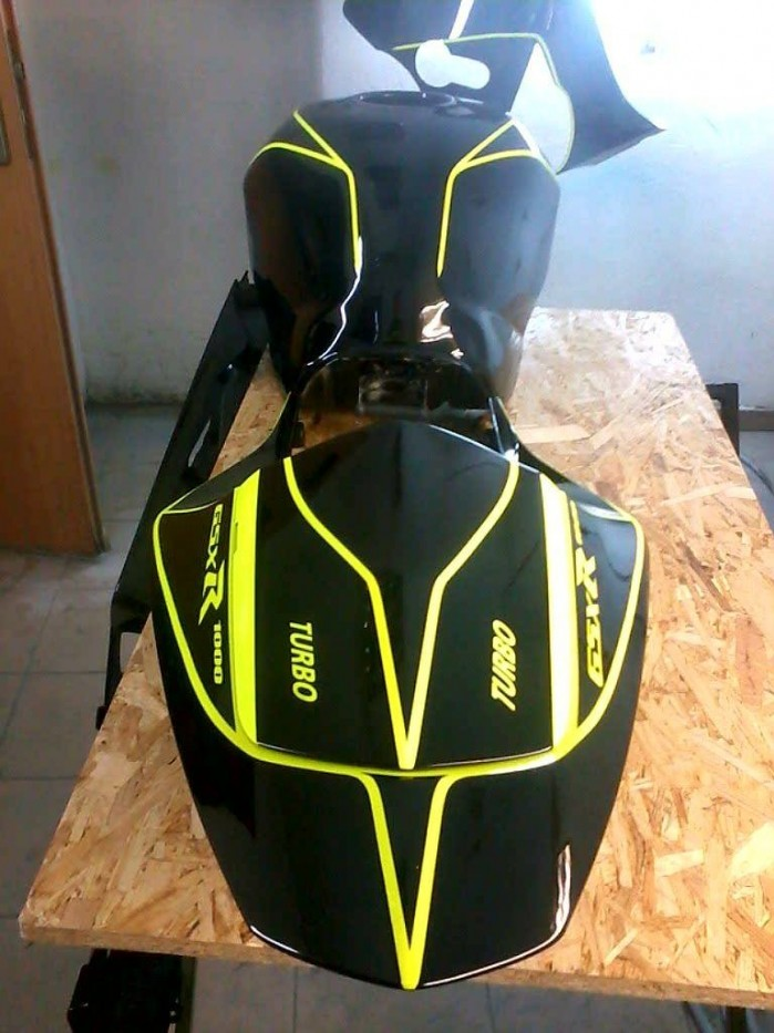 Adam Gutkowski motocykl 15