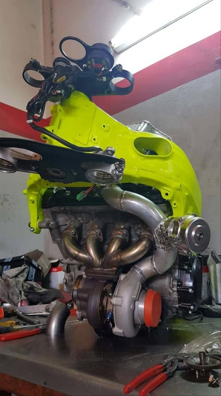 Adam Gutkowski motocykl 4