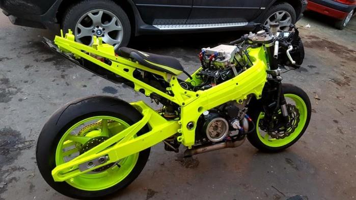 Adam Gutkowski motocykl 9