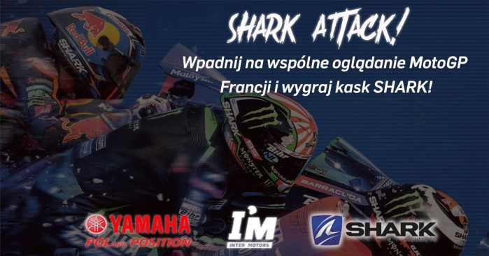 Shark Attack MotoGP