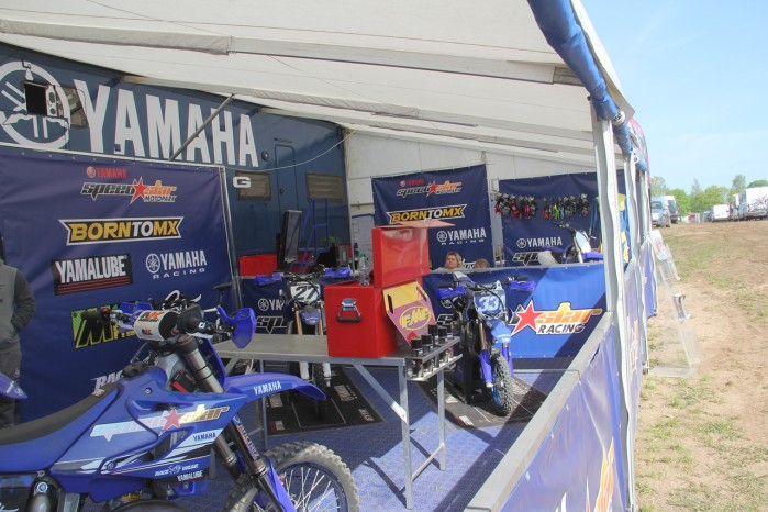 Speed Star Yamaha Racing 3