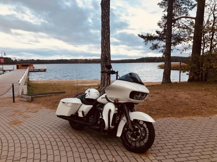 Harleyem przez Syberie 1