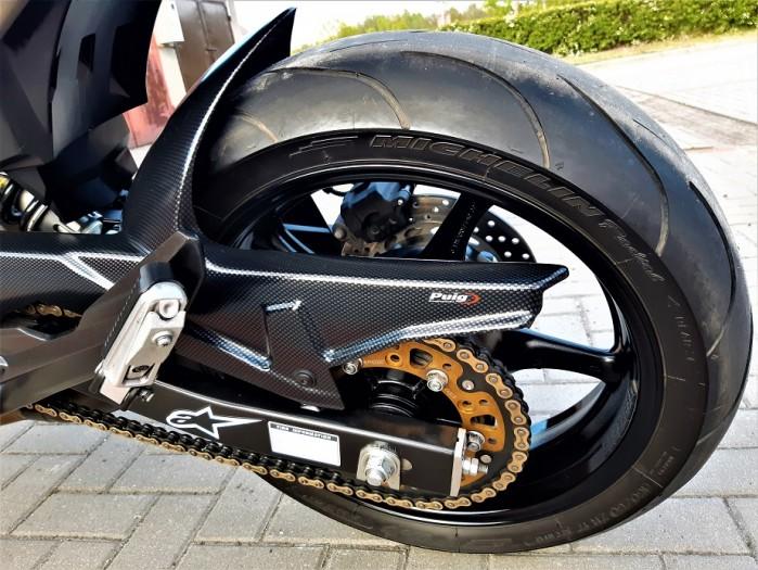 Yamaha XJ6N Custom 10