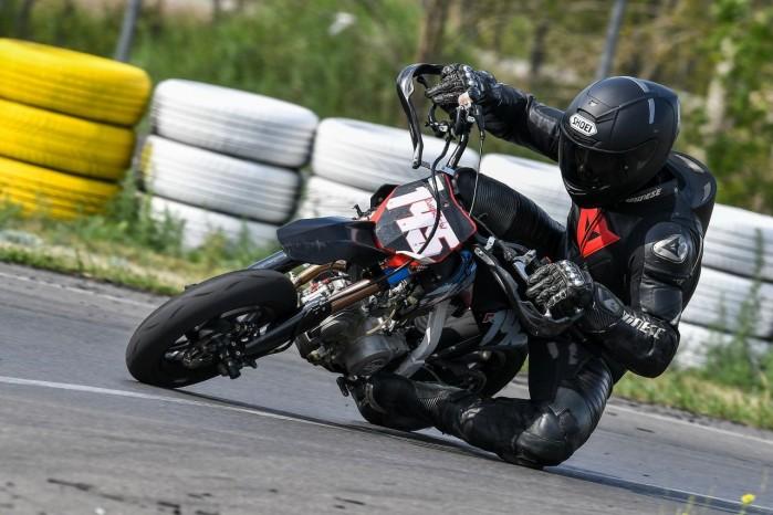 Puchar Polski Pit Bike Supermoto 3