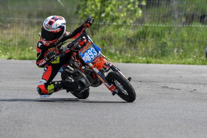 Puchar Polski Pit Bike Supermoto 4