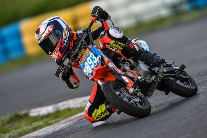 Puchar Polski Pit Bike Supermoto 8