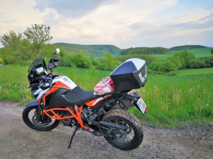 KTM 1290 Super Adventure R Beni test motocykla 04