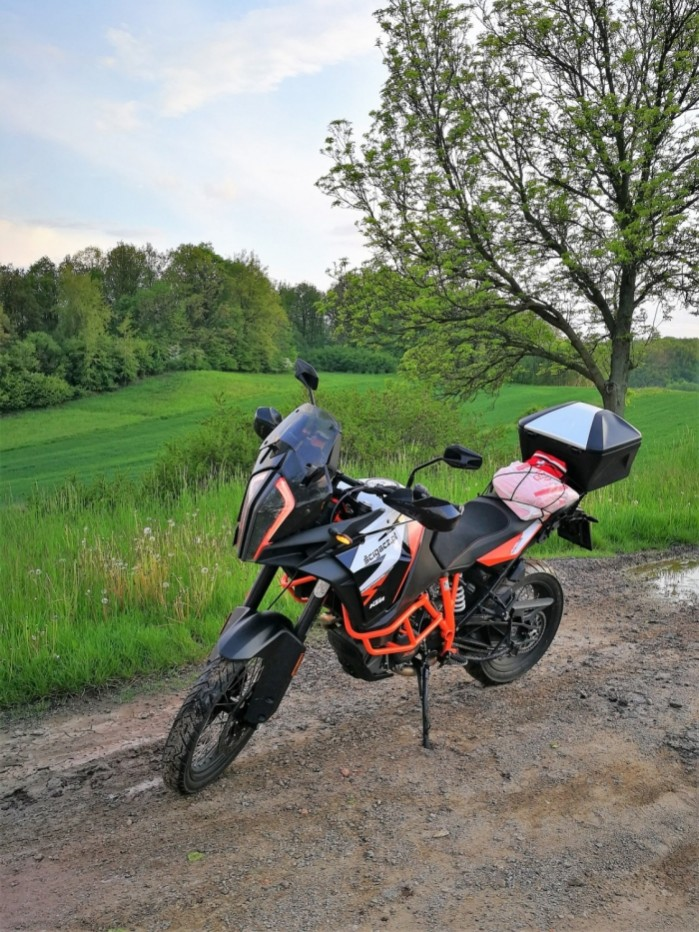 KTM 1290 Super Adventure R Beni test motocykla 07