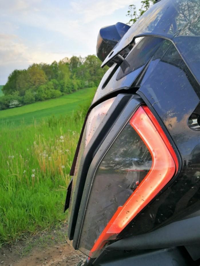 KTM 1290 Super Adventure R Beni test motocykla 08