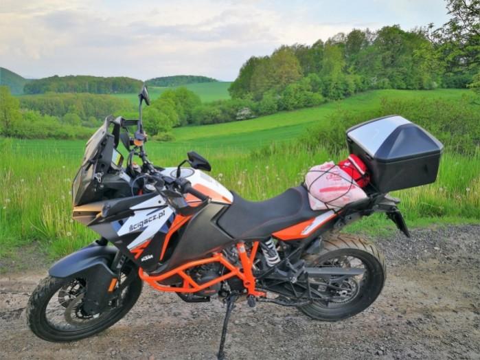 KTM 1290 Super Adventure R Beni test motocykla 10